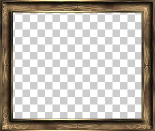 Board Game Frame Square PNG