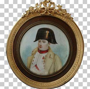 Portrait Of Madame Récamier Portrait Miniature Watercolor Painting Artist PNG