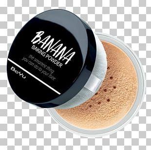 Face Powder Brown Baking Powder Beyú Caffè PNG
