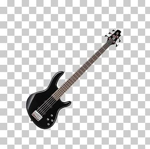 Fender Bass V Bass Guitar Cort Guitars Double Bass String Instruments PNG