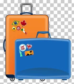 Suitcase Baggage PNG