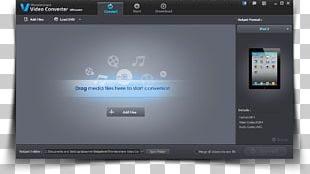 Display Device Freemake Video Converter File Format Computer Software Any Video Converter PNG