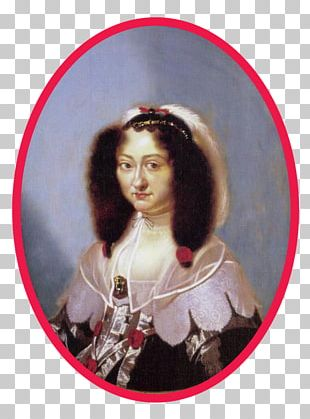 Magdalene Sibylle Of Saxony Portrait Painting Crown Princess Old Master PNG