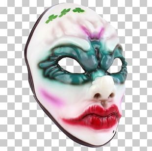 Payday 2 Replica Clover Mask Payday 2 Replica Clover Mask Payday: The Heist Masquerade Ball PNG