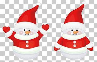 Santa Claus's Reindeer Christmas PNG