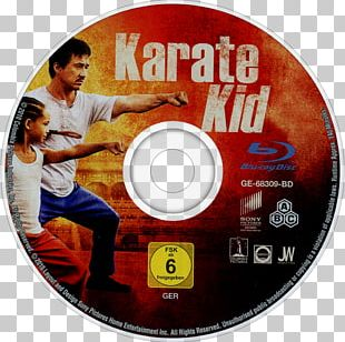 Compact Disc Blu-ray Disc The Karate Kid DVD Film PNG