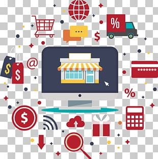 E-commerce Online Shopping Online Marketplace Web Development Web Design PNG
