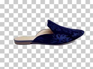 Slipper Shoe Velvet Sandal Mule PNG