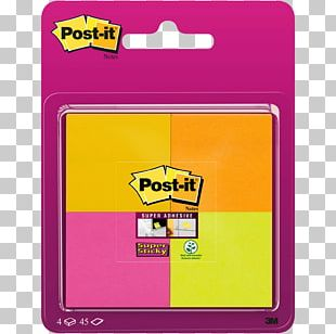 Post-it Note Adhesive Stationery Staples Office Supplies PNG
