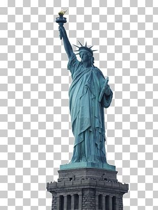 Visiting The Statue Of Liberty New York Harbor The New Colossus PNG