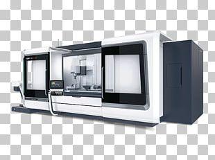 Productivity Milling Machine Bertikal Bearbeitungszentrum Machining PNG