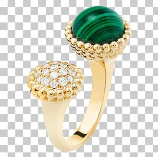 Ring Jewellery Van Cleef & Arpels Gemstone Gold PNG