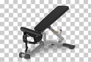 Bench Power Rack Weight Training Exercise Equipment PNG