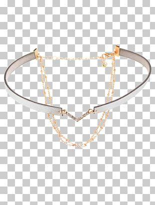Necklace Choker Jewellery Gold Bracelet PNG