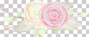 Garden Roses Floral Design Pink Cut Flowers Flower Bouquet PNG