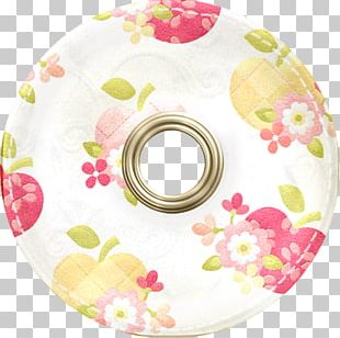 Scrapbooking Paper Clip Button PNG