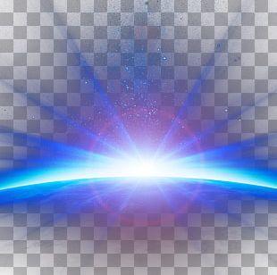 Blue Sky Atmosphere PNG