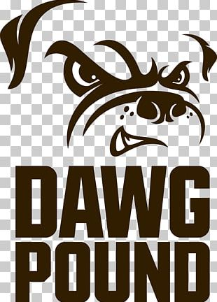Logos And Uniforms Of The Cleveland Browns Logos And Uniforms Of The Cleveland Browns Dawg Pound Decal PNG