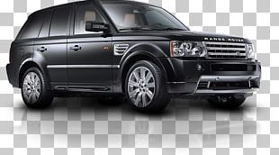 2006 Land Rover Range Rover Sport Sport Utility Vehicle Car Rover Company PNG