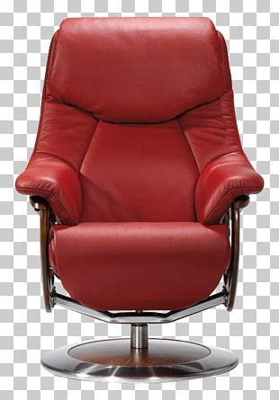 Recliner Couch Furniture Wing Chair PNG