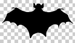 Bat Silhouette PNG