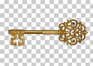 Skeleton Key PNG