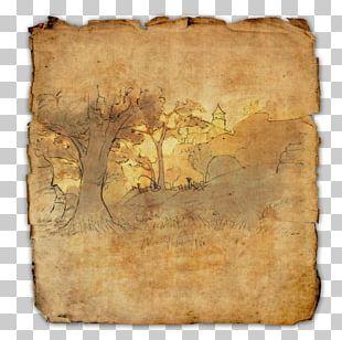 Elder Scrolls Online: Morrowind The Elder Scrolls III: Tribunal Treasure Map PNG