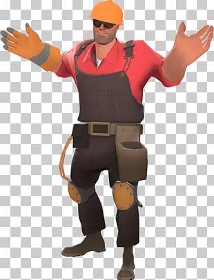 Finger Team Fortress 2 Headgear Engineer PNG