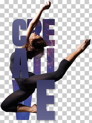 Modern Dance Shoulder Hip Knee PNG