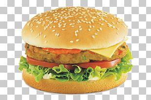 Veggie Burger Vegetarian Cuisine Hamburger Cheese Sandwich KFC PNG