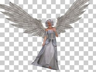 Statue Figurine Angel M PNG