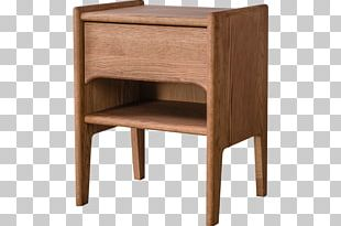 Bedside Tables Furniture Chair Drawer PNG