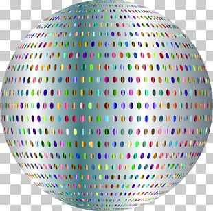 Sphere Computer Icons Polka Dot PNG