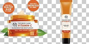Cream Moisturizer The Body Shop Skin Care Vitamin C PNG