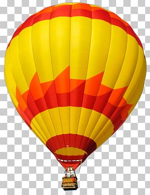 Air Travel Flight Hot Air Balloon PNG
