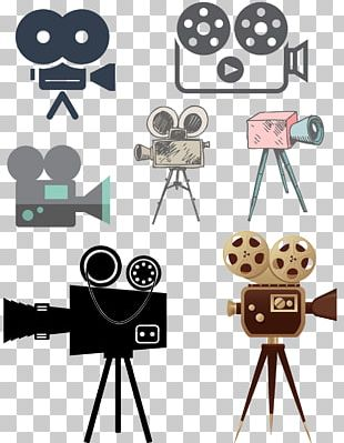 Movie Camera Film Photography Cinematography PNG