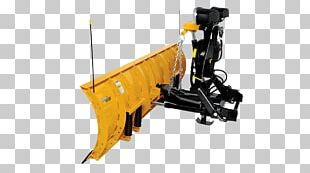 Fisher Engineering Snowplow Plough Snow Removal Western Products PNG
