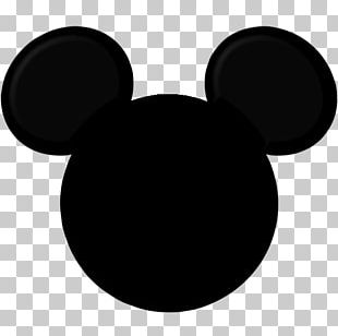 Mickey Mouse Minnie Mouse Silhouette PNG
