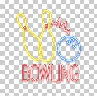 Bowling Pin Bowling Balls Game PNG