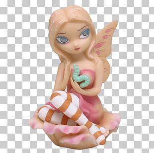 Fairy Strangeling: The Art Of Jasmine Becket-Griffith Statue Figurine PNG