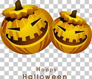 Halloween Jack-o'-lantern Pumpkin Calabaza PNG