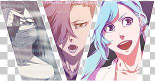 Human Hair Color Bleach Mangaka Anime PNG