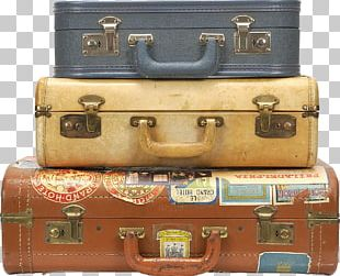Suitcase Baggage Travel Trunk Samsonite PNG