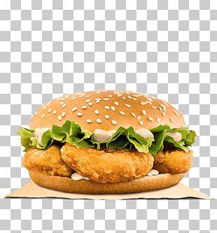 Burger King Chicken Nuggets Hamburger Veggie Burger Chicken Sandwich PNG
