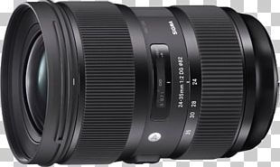 Sigma 50mm F/1.4 EX DG HSM Lens Full-frame Digital SLR Photography Camera Lens Zoom Lens PNG