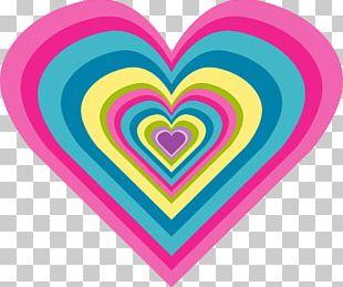 Paper Heart Love PNG