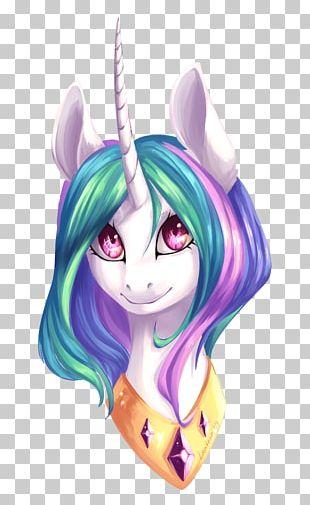 Princess Celestia Pony PNG