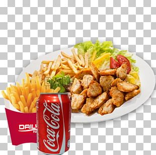 French Fries Kebab Chicken Nugget Vegetarian Cuisine Full Breakfast PNG