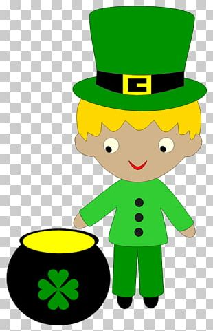 Saint Patrick's Day Leprechaun Traps Ireland Irish People PNG