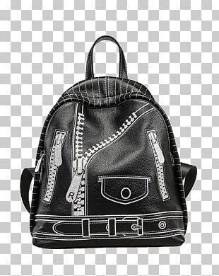 Handbag Zipper Storage Bag Backpack PNG